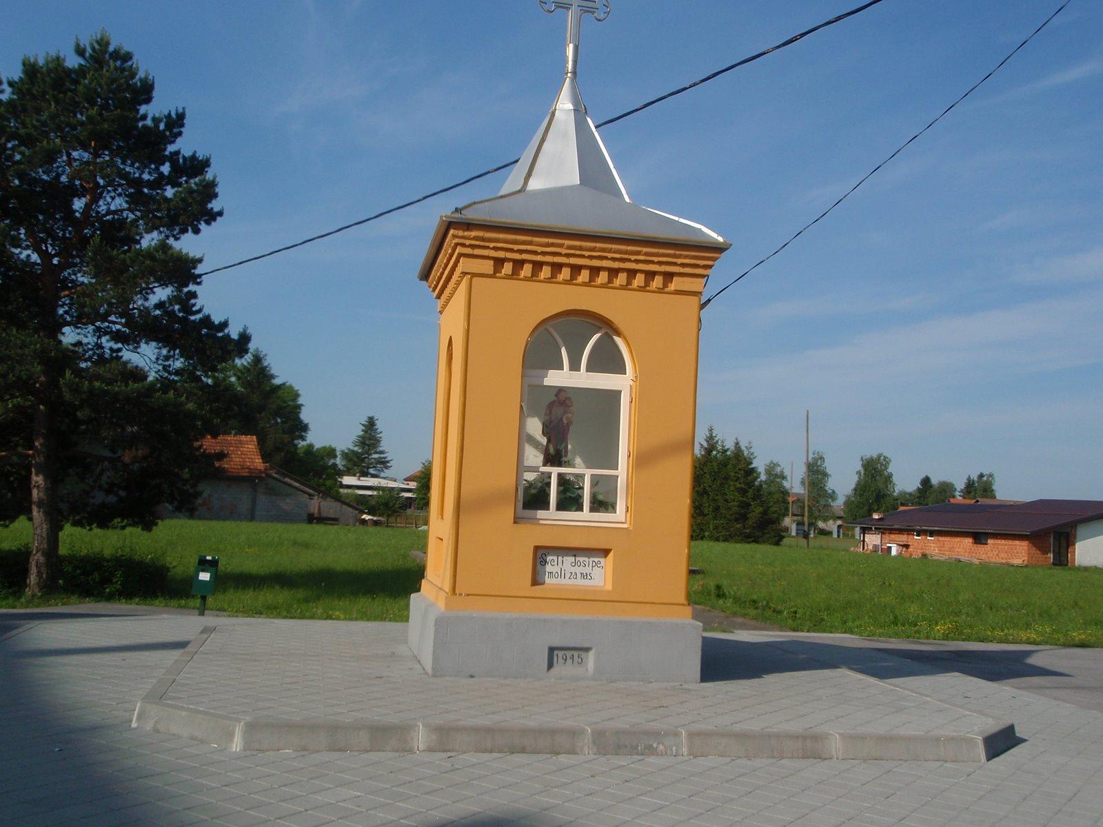 Kapela sv. Josipa u Rečici.