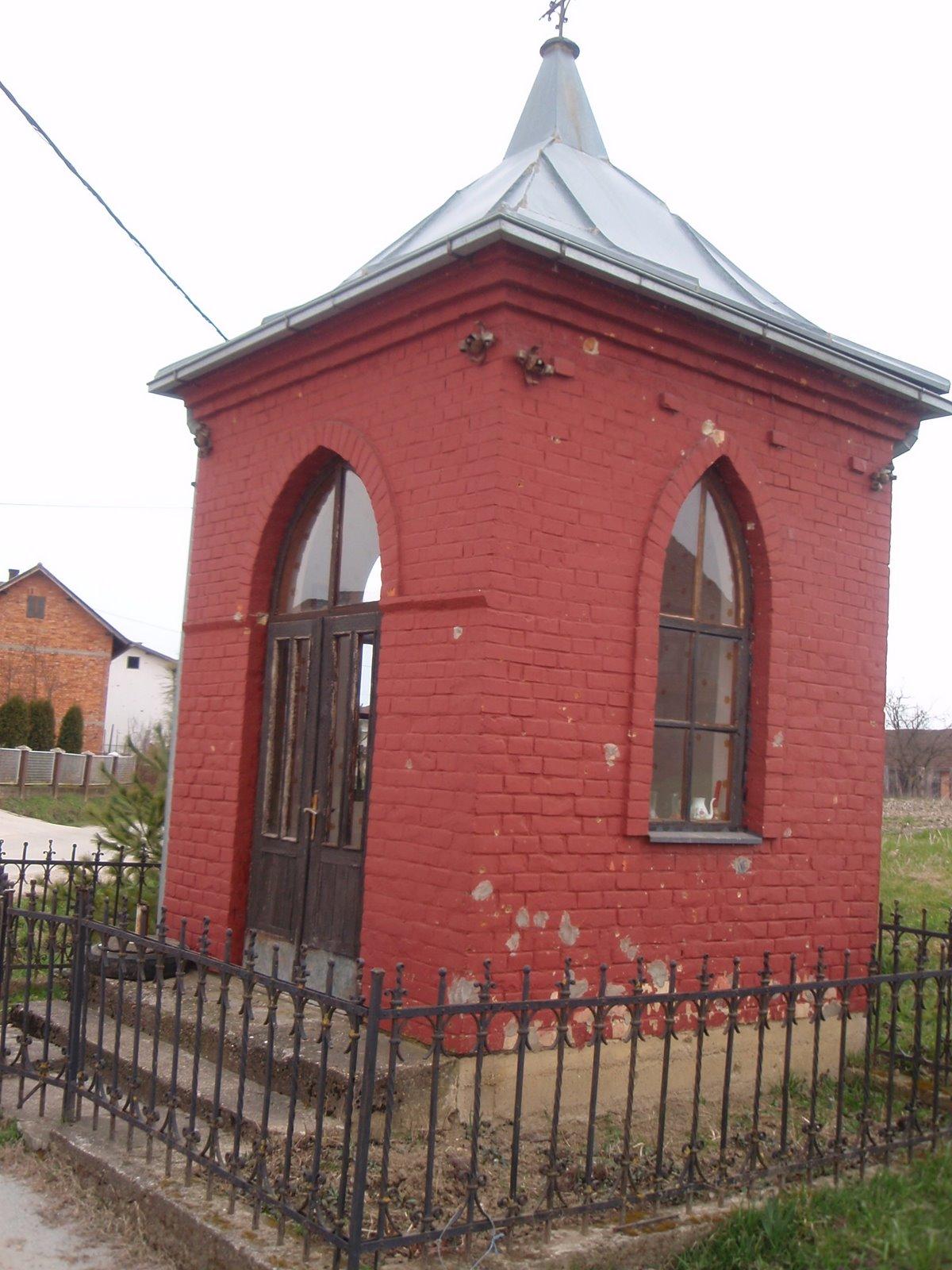 Kapela sv. Nikole u Dolnjoj Rečici.