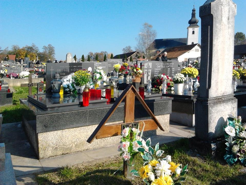 Groblje Rečica